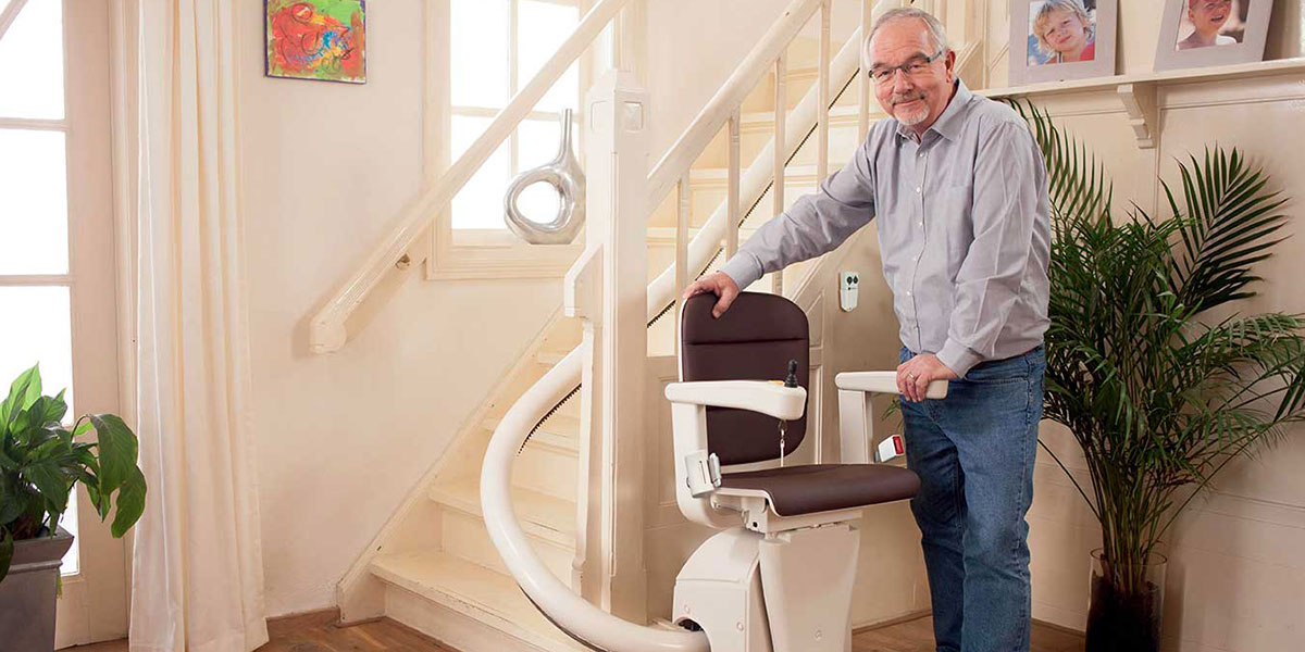 24 Hour Stairlifts - King of Prussia Stairlifts